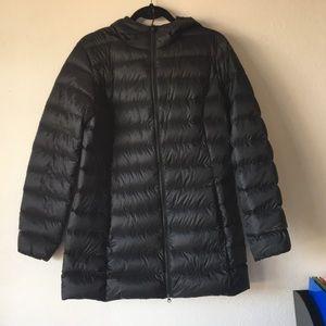 Eddie Bauer Puffy Down Jacket